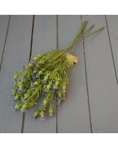 4 x 40cm Artificial Thistle Sprays