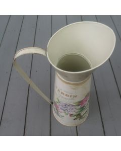 42cm Metal French Country Style Jug