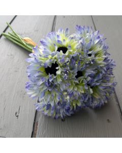 Artificial Blue Daisies