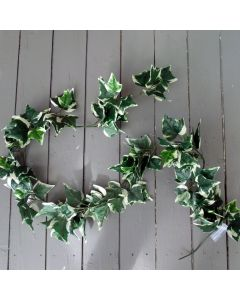 Realistic Artificial Ivy Garland - Variegated