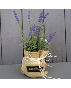 Artificial Lavender in Bag