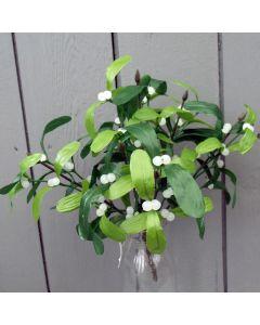 Artificial Mistletoe Bush