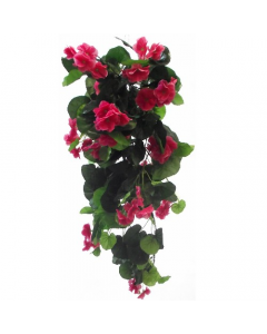 Artificial Hot Pink Trailing Geranium