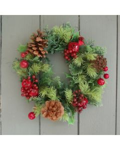 10inch Christmas wreath