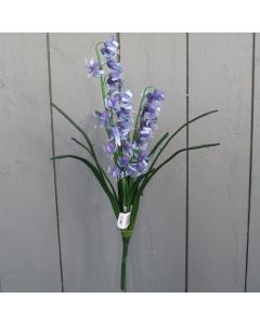 Artificial Bluebell Bush