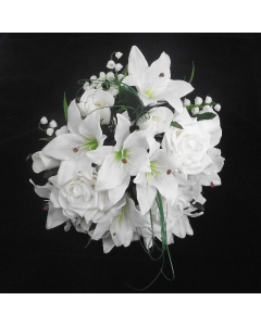 Full view of bouquet
