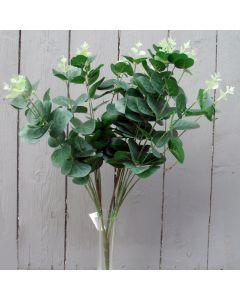 Artificial 48cm Eucalyptus Bush