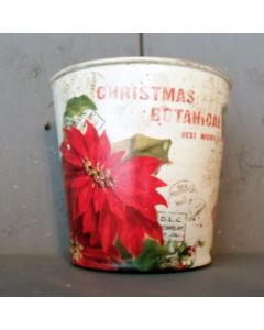10cm Christmas Planter Pot