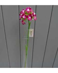 Artificial 42cm Purple Sweet William