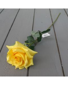 Artificial Yellow Rose