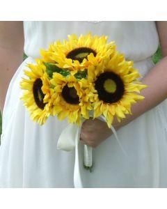 Artificial Sunflower Bouquet