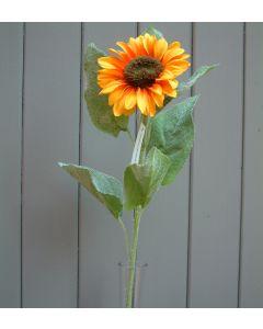 Artificial Golden Yellow Sunflower