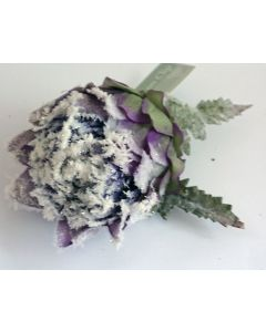 Artificial Thistle on Clip
