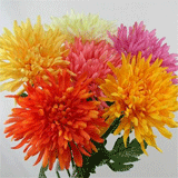 Artificial Chrysanthemums