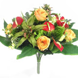 Artificial Exotic Flowers